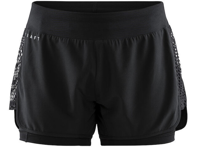 Craft Charge 2-in-1 Shorts Damen black